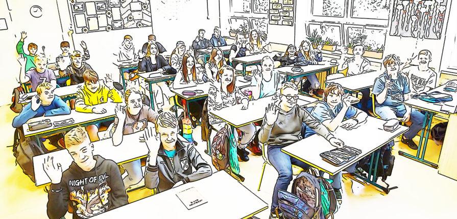 Foto třídy