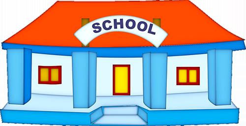 Kresba školy